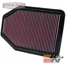 K&N PERFORMANCE REPLACEMENT OEM DROP IN AIR FILTER 07-16 JEEP WRANGLER 2.8L