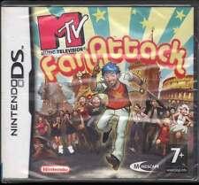 MTV Fan Attack Videogioco Nintendo DS NDS Sigillato 5390102488949