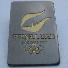 2020 Istanbul Olympic Candidate City Bid Pin