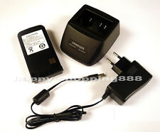Battery+Charger for PB39 Kenwood,TH-D7, TH-D7A, TH-D7E, TH-G71, TH-G71A, TH-G71E