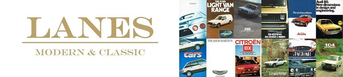 Lanes Modern & Classic