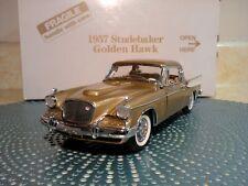 New ListingDanbury Mint 1957 Studebaker Golden Hawk.1:24.Mint In Box.Pristine