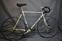 1995 Giant Perigee Touring Road Bike 58cm Large Shimano Cromoly Steel US Charity