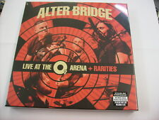 ALTER BRIDGE - LIVE AT THE O2 ARENA + RARITIES - 4LP BOXSET NEW SEALED 2017