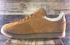 Adidas Originals Gazelle Shoes BD7490 Craft Ochre/Ecru Tint/Gum Size 8