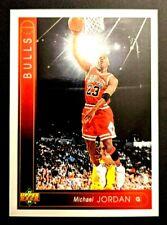 MICHAEL AIR JORDAN - Upper Deck 1993-94 Classic Dunk #23 NBA Basketball Card