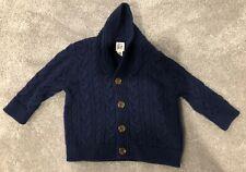 Baby Gap Sweater 6-12 Months Great Condition Navy Blue Gap 6-12M