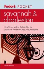 Fodors Pocket Savannah and Charleston, 4th Edition: The All-in-One Guide to th