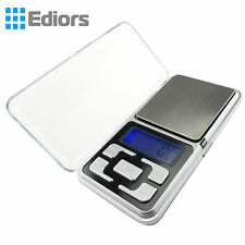 Digital Smart Weigh GEM20 Jewelry Scale, 200 x 0.01g Milligram High Precision