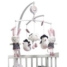 Mobile Musical Miss chipie  Sauthon pour lit bébé 60x120 cm ou 70x140 neuf