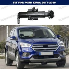 LH RH Front Headlight Lamp Washer Nozzle Pair For Ford Kuga 2017-2019