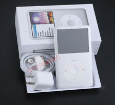 NEW A1238 Apple iPod Classic 7th Generation Silver (120 GB) 90 Days Warranty