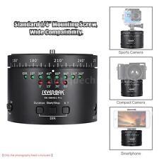 Sevenoak 360° Panoramic 6 Hours Panning Rotating Time Lapse Timer Tripod Adapter