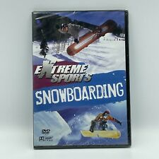 Extreme Sports [DVD] Snowboarding - NEW & FACTORY SEALED DVD