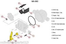 Flow-Rite Boat Valve Repair Kit MPA-060, Repairs V1,V2,V3,V4,V5