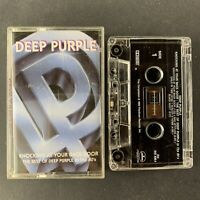 Deep Purple - Knocking At Your Back Door - 1992 Audio Cassette Tape