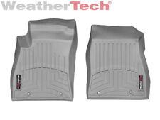 WeatherTech Floor Mats FloorLiner for Nissan Sentra - 2014-2018 - 1st Row - Grey