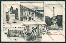 Biella Sagliano Micca cartolina QQ6492