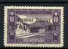 Albania 1925 SG#177 1f Proclamation Of Rep MH #A30860