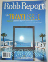 Robb Report Magazine The Travel Issue Montenegro February 2015 031115R