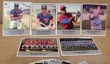 1988 Ballpark Cape Cod Prospects Set Frank Thomas Mo Vaughn Jeff Bagwell MINT!