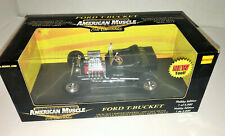NIB 1/18 diecast American Muscle Ford T-Bucket Hot Rod Hobby Edition 1 of 5,000