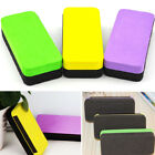 New Whiteboard Magnetic Eraser Drywipe Marker Cleaner School Office Supplies