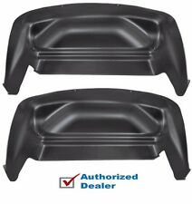 Husky Liners Rear Wheel Well Guards 07-13 Silverado/Sierra 1500, 07-14 2500/3500