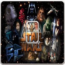 Star Wars Light Switch Vinyl Sticker Decal for Kids Bedroom #374