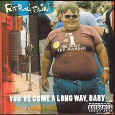 Fatboy Slim You've Come a Long Way Baby CD Album 1998 BRASSIC 11cd