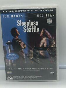 Sleepless In Seattle DVD Brand New Sealed Region 4