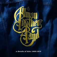 ALLMAN BROTHERS BAND - A Decade of Hits 1969-79 (Best Of/Greatest)- CD - NEUWARE