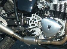 LSL Triumph Billet Front Front Sprocket Cover Silver Bonneville T100 SE Thruxton