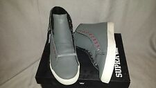 SUPRA THUNDER GREEN GUNNY TUF MENS SHOES SIZE 10 NEW IN BOX
