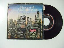 """Patrick Juvet – I Love America - Disco Vinile 45 Giri 7"""" Stampa ITALIA 1978"""