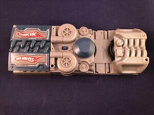 Mattel Hot Wheels Power Booster Car Launcher (2002) Model # V0632 - TESTED