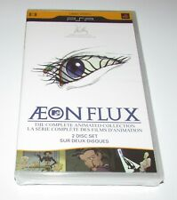 Aeon Flux - The Complete Animated Collection Umd Video Psp Brand New