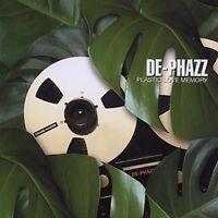 DE-PHAZZ - PLASTIC LOVE MEMORY 2 VINYL LP NEW+