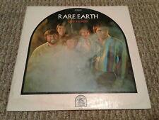 RARE EARTH ~ GET READY ~ LP 1969 ~ VG+/VG