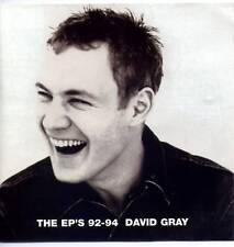 *CD - DAVID GRAY - The ep's 92-94