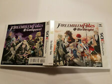 Fire Emblem Fates Special Edition Cartridge only with case