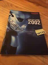 KAwasaki gamme 2002 moto ATV Quad prospectus catalogue brochure prospekt catalog