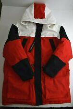 Tommy Hilfiger Mens Colorblock Down Parka Winter Coat...