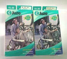 Juzo 5700 Type AD Sz III 3 Dynamic Cotton Support Compression Socks Black+Khaki