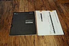 Roland TR-808 Classic Drum Machine Original Operation Manual Guide Instructions