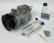 New A/C Compressor Kit Volkswagen Passat 1998-2000 2.8L (7SB16C) 1 Year Warranty