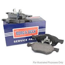 VW Phaeton 3D 3.0 V6 TDI 4motion 17.5mm Thick Borg & Beck Rear Brake Pads Set
