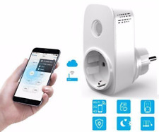 Amazing Power counting Wifi Energy Monitoring Meter Smart EU Plug Socket Switch