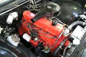 WTB Holden 161 Red Motor