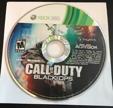 XBOX 360 ONE ✔ CALL OF DUTY BLACK OPS 1 ✔ WORKS GREAT & SHIPS TODAY fps shooter
